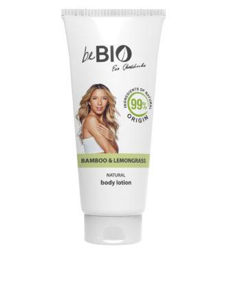 Natural Body Lotion BAMBOO-LEMONGRASS-200