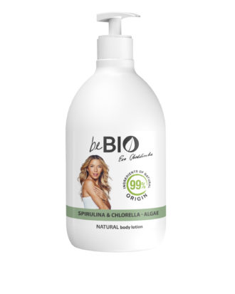 NATURAL BODY LOTION SPIRULINA & CHLORELLA – ALGAE 400ML