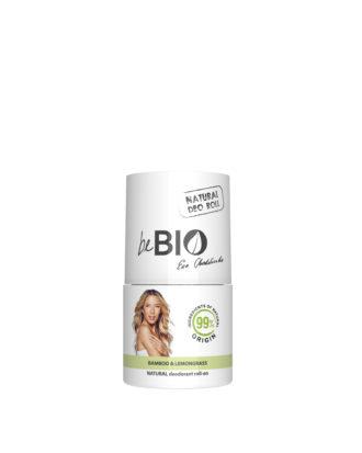 Natural Deodorant Roll-On BAMBOO-LEMONGRASS