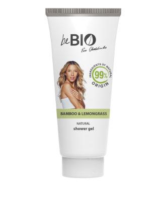 Natural Shower Gel BAMBOO-LEMONGRASS 200
