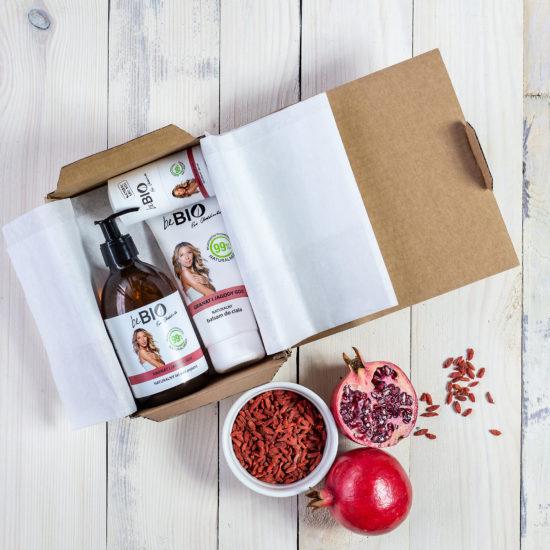 Zestaw Granat i jagody goji