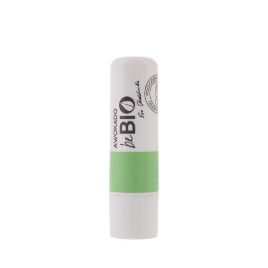 beBIO naturalny balsam doust wegański nawilżająco-odżywczy awokado 5g