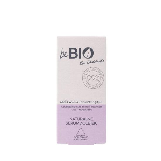 Naturalne serum/olejek do twarzy odżywczo – regenerujące